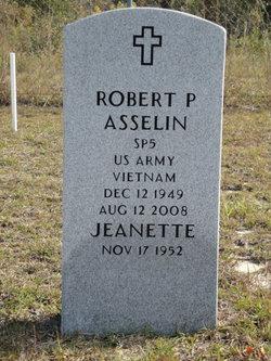 Robert P Asselyn