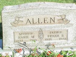 Annie M. Allen