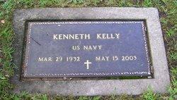 Kenneth E Kelly