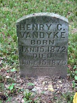 Henry C. Van Dyke