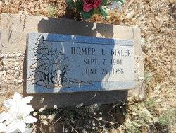 Homer L. Bixler