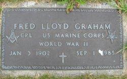 Fred Lloyd Graham