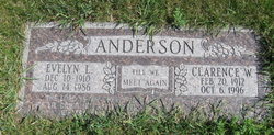 Clarence W. Anderson