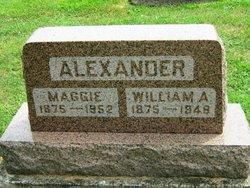 William A Alexander