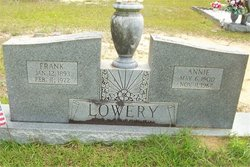 Annie <i>Locklear</i> Lowery