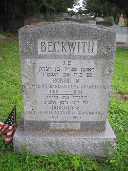 Dorothy E. Beckwith