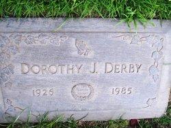 Dorothy Jean <i>Robinson</i> Bales Derby