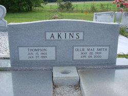 Thompson A Akins
