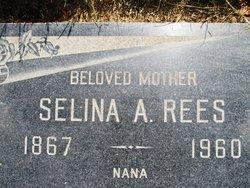 Selina Ann <i>Mundy</i> Rees