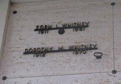 Dorothy M Whitney