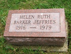Helen Ruth <i>Barker</i> Jeffries