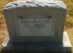 John Jacob Cox