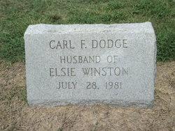 Carl F Dodge