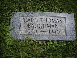 Carl Thomas Baughman