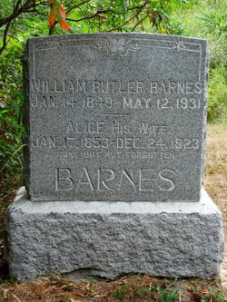 Alice <i>Farrar</i> Barnes