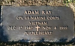 Corp Adam Ray
