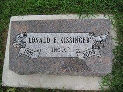 Donald E. Kissinger