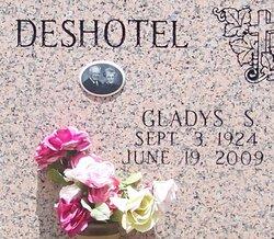 Gladys <i>Savant</i> Deshotel