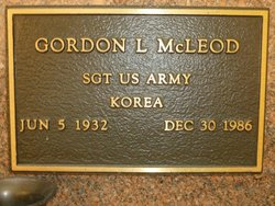 Gordon Lee Mcleod