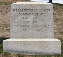 Henrietta Maria <i>Young</i> Reeves