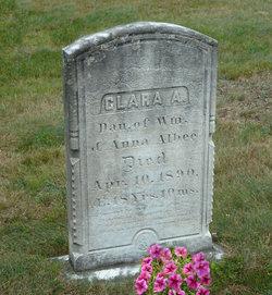 Clara A. Albee