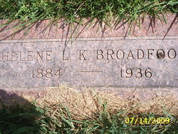Helene L K Broadfoot