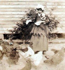 Ida Lou <i>Giddens</i> Fletcher