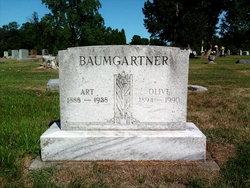 Olive <i>Pierce</i> Baumgartner