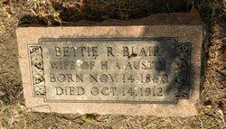 Bettie R. <i>Blair</i> Austin