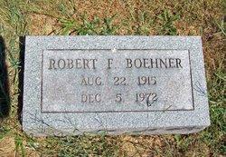 Robert F Boehner