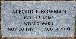 Alford P. Bowman