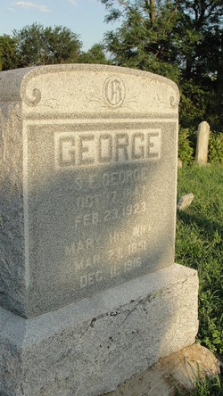 Samuel Erastus George