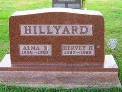 Alma B <i>Feigh</i> Hillyard