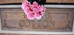 Elsie Myrtle <i>Price</i> Cotton