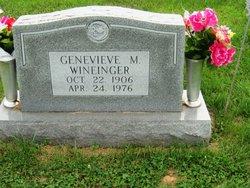 Genevieve <i>Allred</i> Wineinger