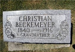 Christian Heinrich Beckemeyer