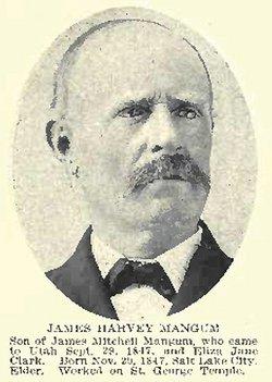 James Harvey Mangum