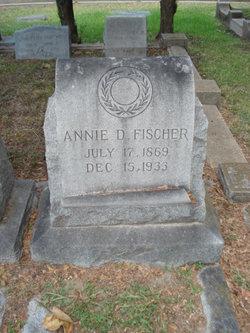 Anna Annie Dora <i>Bammel</i> Fischer