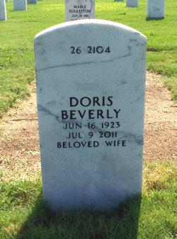 Doris Sister <i>Bowman</i> Beverly