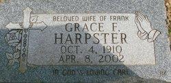 Grace Florence Gracie <i>Friedman</i> Harpster