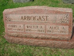 Harry Arbogast