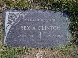 Rex Anderson Clinton, Sr