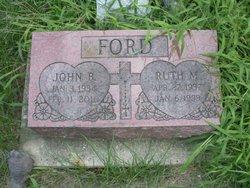 John B Ford