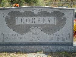 Nora Lee Cooper