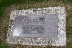 Grace Ruth <i>Alley</i> Alford