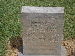 Percy Walter Burnham