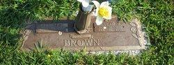 Beulah M Brown