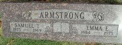 Emma Elizabeth <i>Clary</i> Armstrong