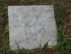 Catherine E. Barr