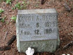 Clyde A. Barr